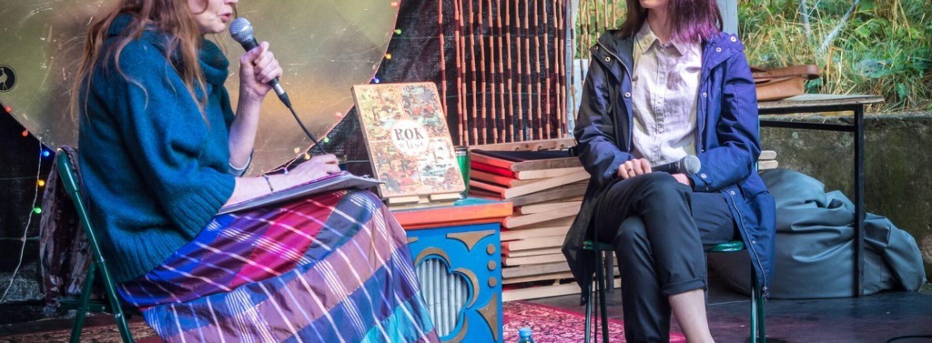 Książki nie tylko dla dzieci – spotkanie z Emilią Dziubak