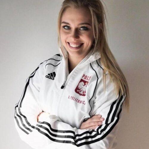 Aleksandra Politowicz przygotowuje się do Mistrzostw Europy
